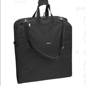NEW WallyBags Shoulder Strap Garment Bag